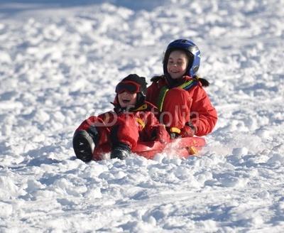 sport hiver enfants