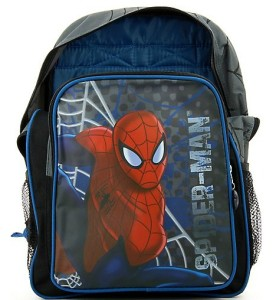 Sac scolaire Spider Man