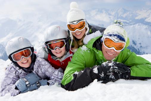 ski en famille Val Thorens