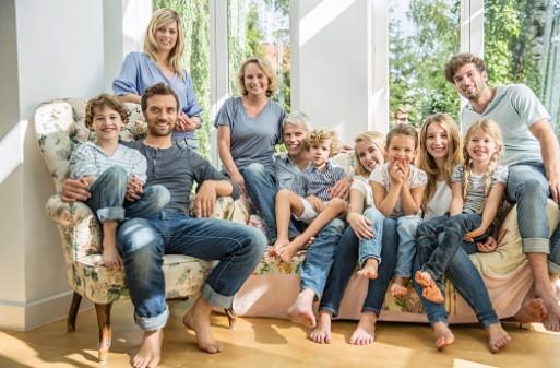 comment loger une famille recompos e dans un petit espace. Black Bedroom Furniture Sets. Home Design Ideas