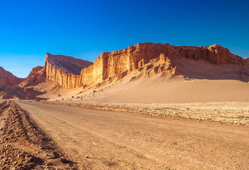 Voyage au coeur du désert de l'Atacama au Chili, pour une aventure en famille inoubliable.