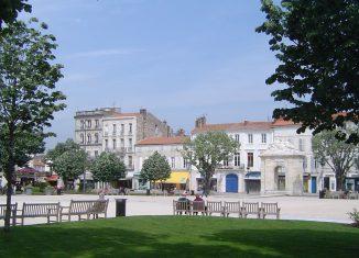 Ville de Rochefort en Charente-Maritime